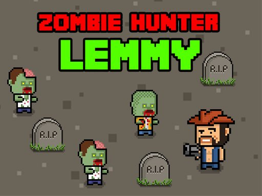 Play Zombie Hunter Lemmy Now!