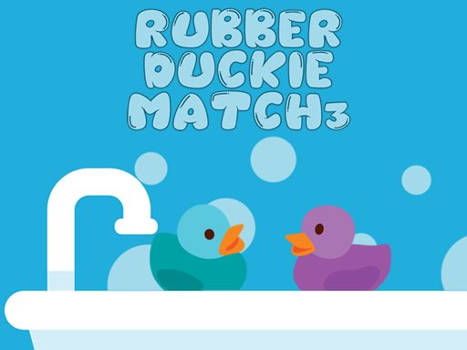 Play Rubber Duckie Match 3 Now!