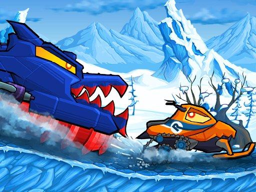 Play Car Eats Car: Winter Adventure Now!