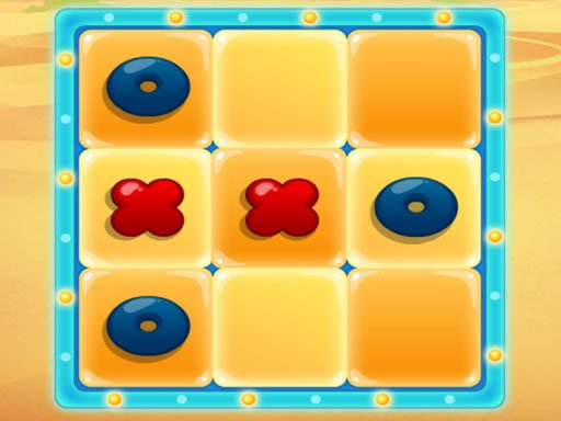 Play Arabian Tic Tac Toe Now!
