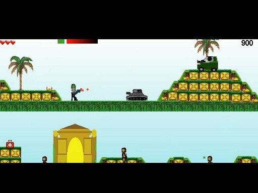 Play Commando Days Adventures Now!