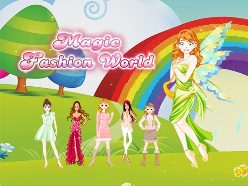Play Magic Fashion World Now!