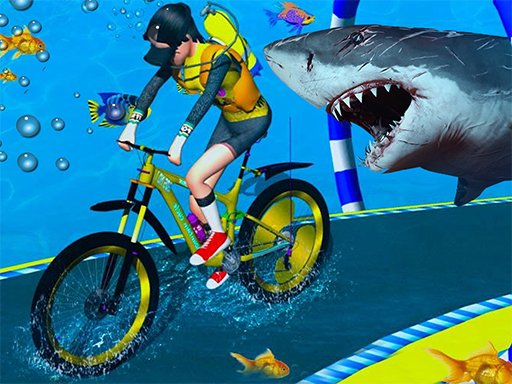 Play Underwater Cycling Adventure Now!