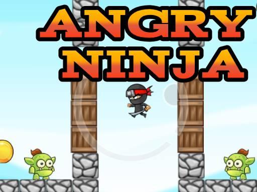 Play Angry Ninja Now!