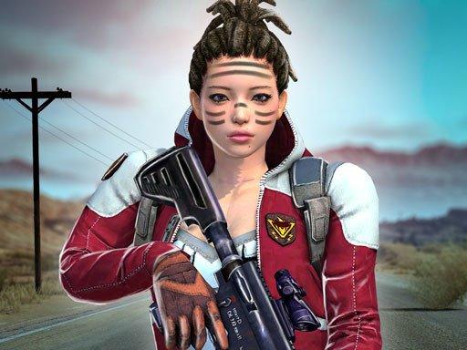Play Commando Girl Now!