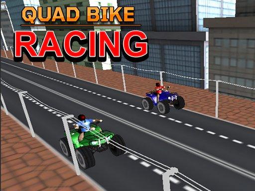Play Quad Bike Racing Now!