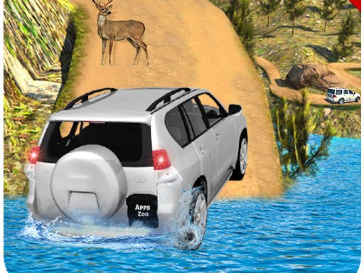 Play Offroad Jeep Simulator Now!