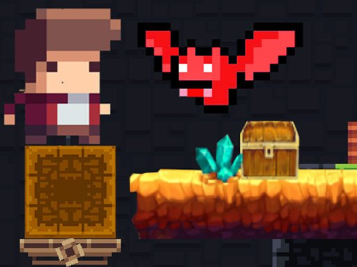 Play Tiny Man And Red Bat Now!