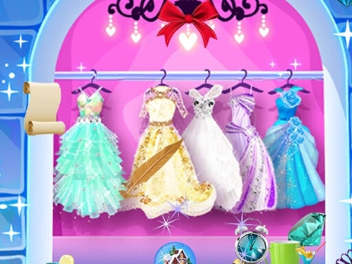 Play Ice Princess Hidden Object Now!