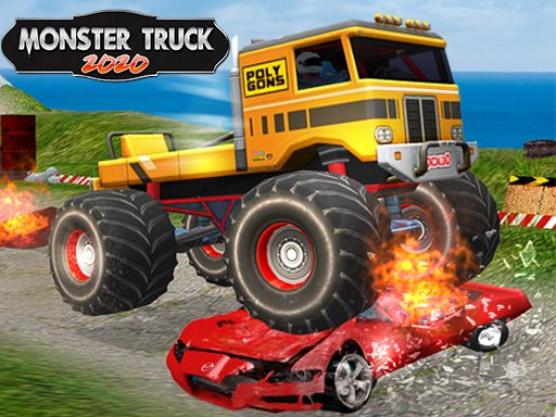 Play Monster Truck 2020 Now!