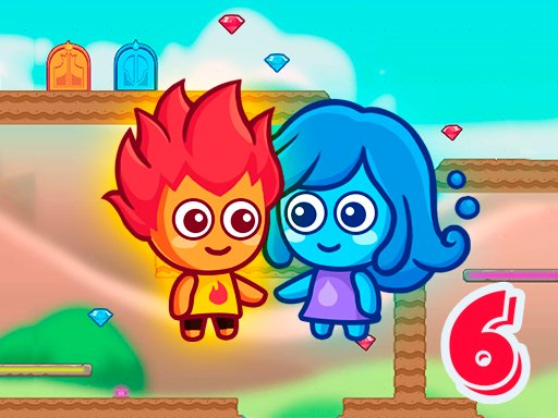 Play Fireboy and Watergirl 6 Now!