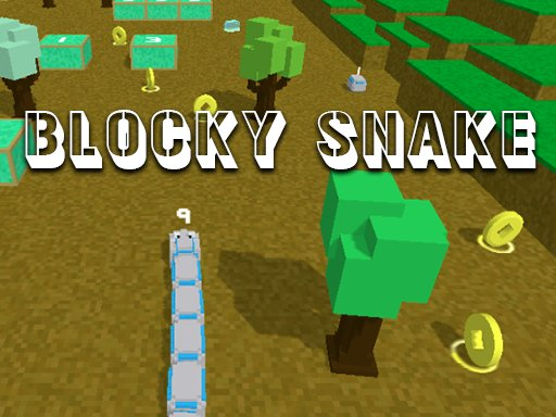 Play Blocky Snake Now!