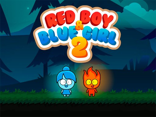 Play RedBoy and BlueGirl 2 Now!