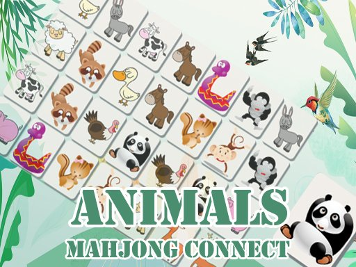 Play Animals Mahjong Connects Now!