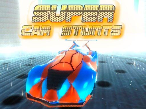 Play Super Car Stunts Now!