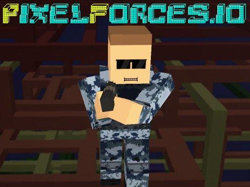 Play PixelForces.io Now!