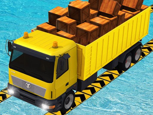 Play Impossible Truck Cargo Driver Now!