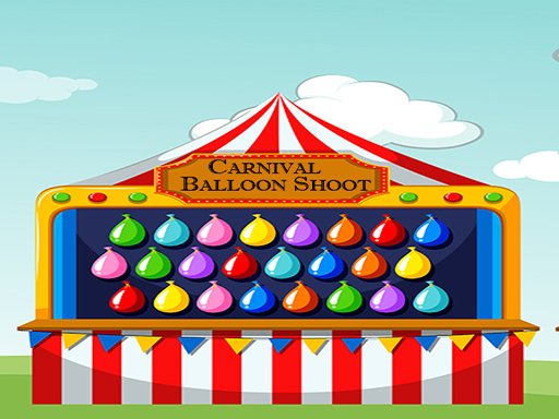 Play Carnival Balloon Shoot Now!