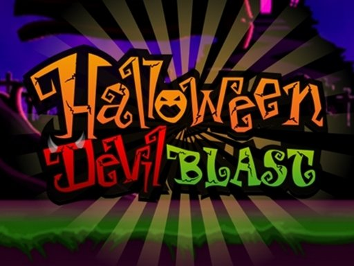 Play Hallowen Devil Blast Now!