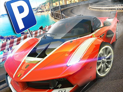 Play Sports Car Dock Parking Now!
