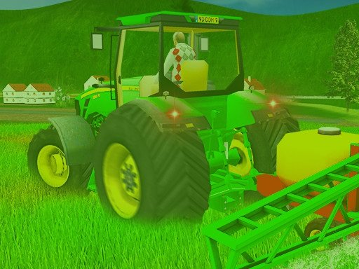 Play Tractor Farming Now!