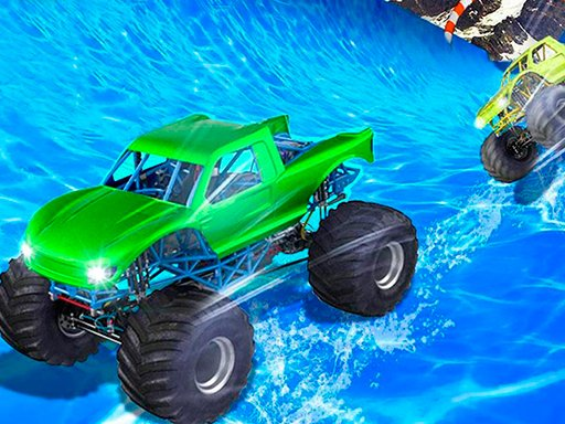 Play Race Monster Truck Now!
