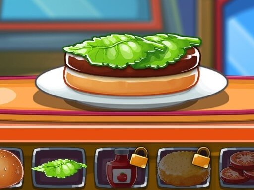 Play Top Burger Chef Now!