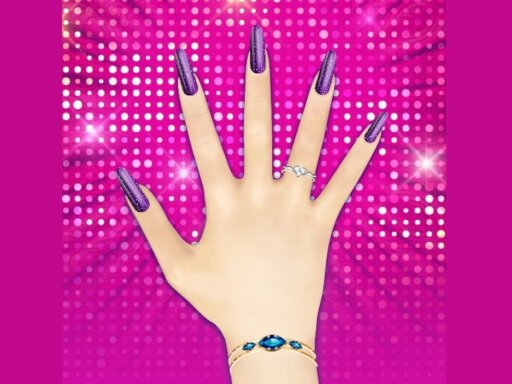 Play Magic Nail Spa Salon Now!