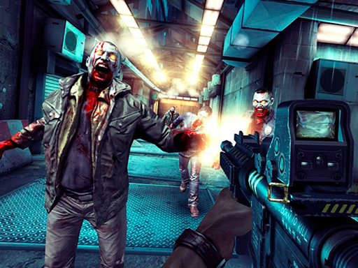 Play Dead Target Zombie Shooter Now!