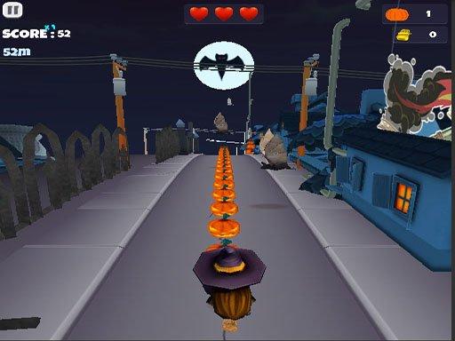 Play Halloween Runner Now!