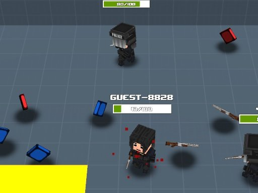 Play Top Shooter io Now!