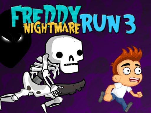 Play Freddy run 3 Now!