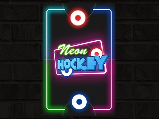 Play Neon Hockey Now!