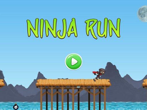 Play Ninja Run Adventure Now!