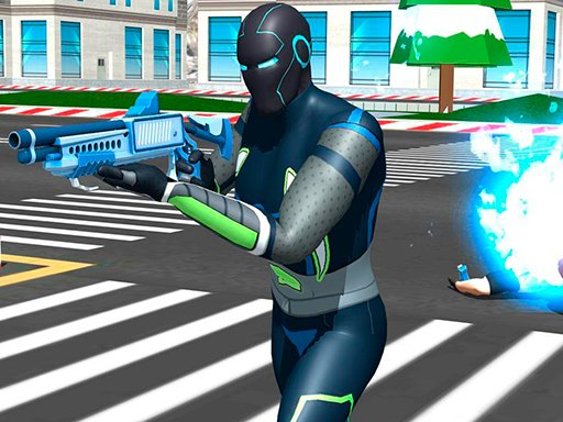 Play Punch Superhero Now!