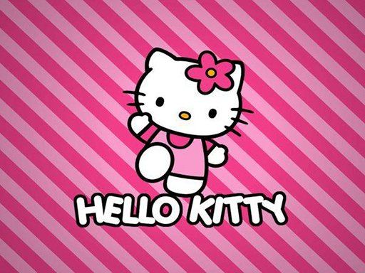 Play BTS Hello Kitty Coloring Now!