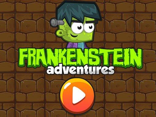 Play Frankenstein Adventures Now!