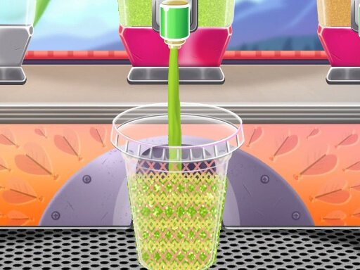 Play Ice Slushy Maker Now!