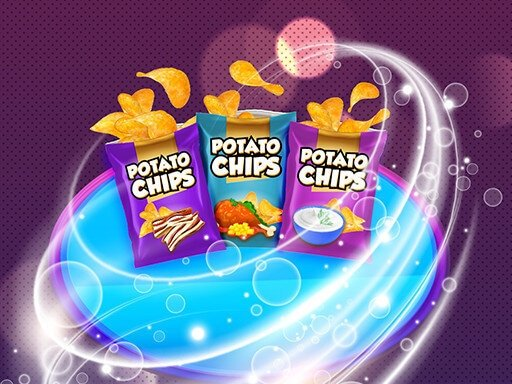 Play Potato Chips Maker Now!