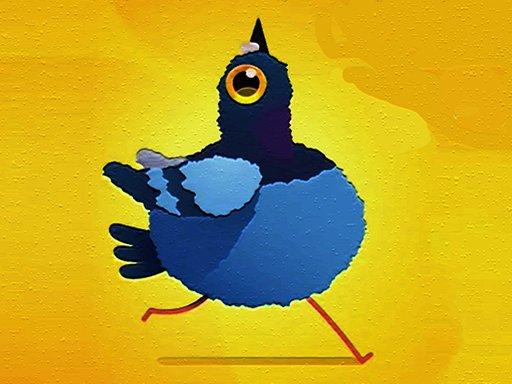 Play Cartoon Pigeon Jigsaw Now!