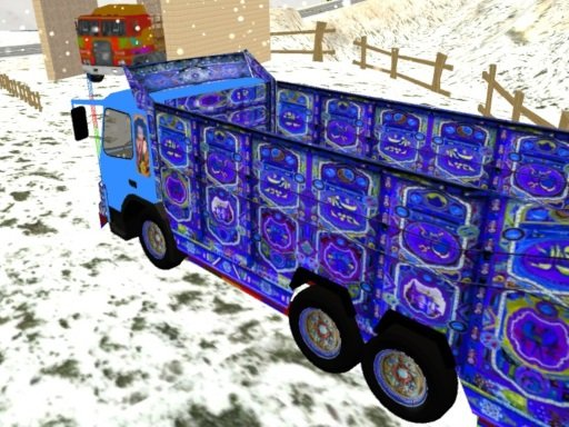 Play Indian Cargo Truck Simulator Now!