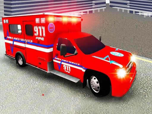 Play Ambulance Simulator Now!