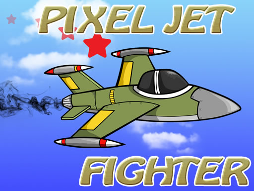 Play Pixel Jet Fighter Now!
