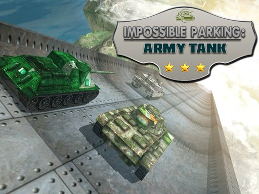 Play Impossible Parking : Army Tank Now!