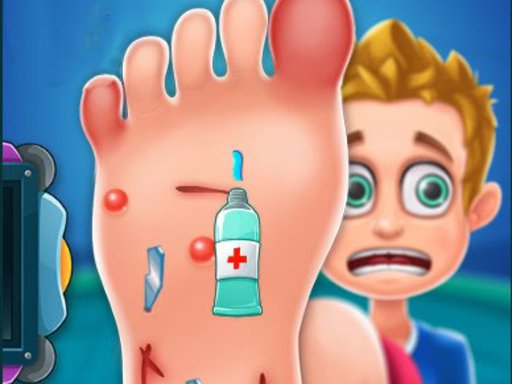 Play Foot Care Now!