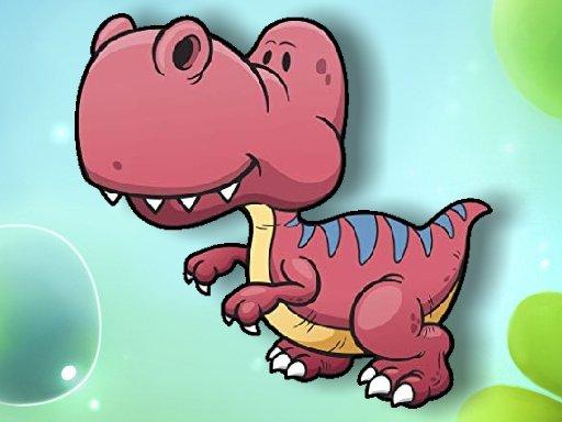 Play Cartoon Dinosaur Memory Challenge Now!