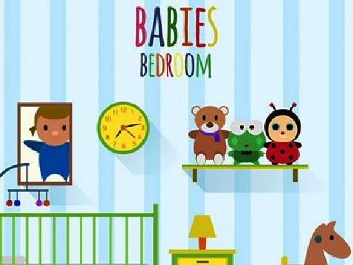 Play Baby Room Differences Now!