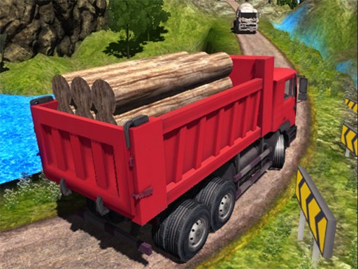 Play Offroad Indian Truck Hill Drive Now!