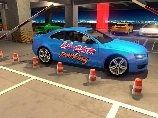 Play LA Car Parking Now!