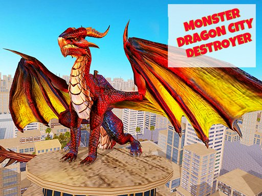 Play Monster Dragon City Destroyer Now!
